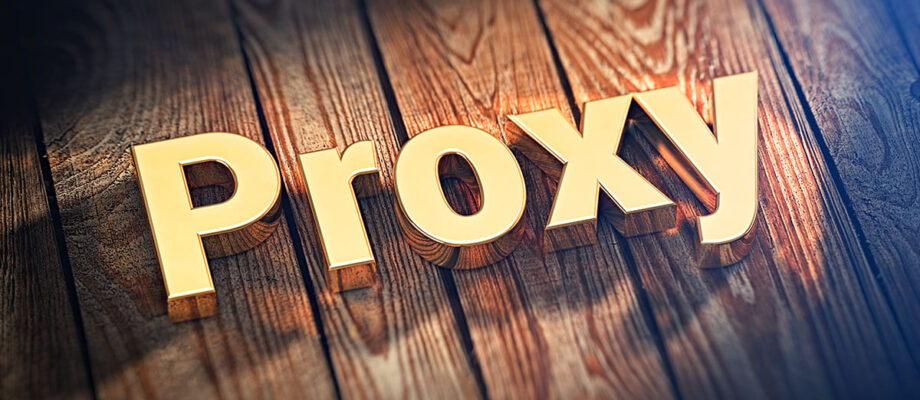 Proxy Is The Future And You Need To Get Onboard